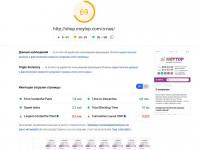 скорость магазин опенкарт 3 гугл пейдж спид статья
