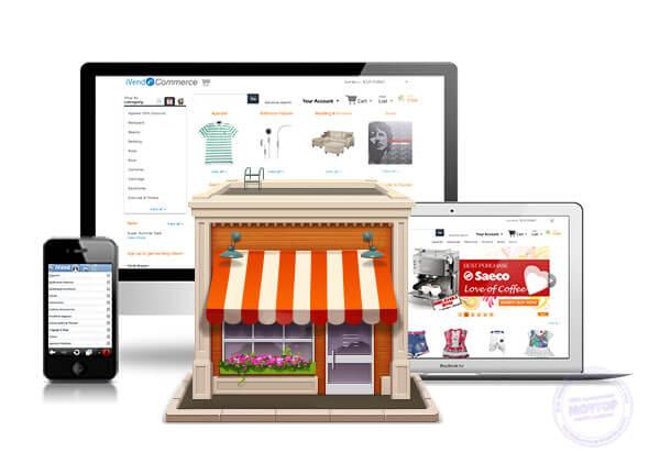 Интернет магазин оффлайн