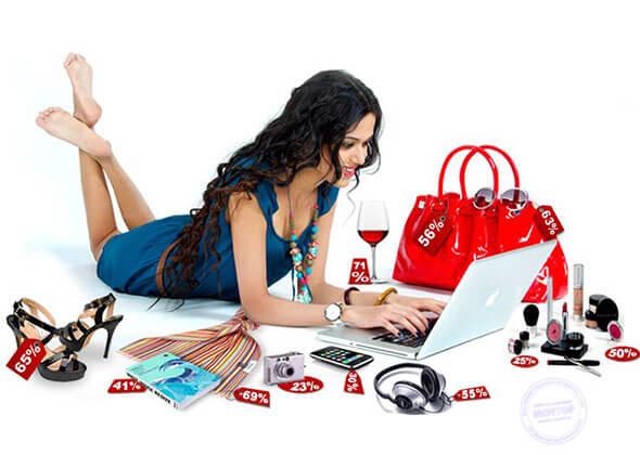 Что покупают в интернете