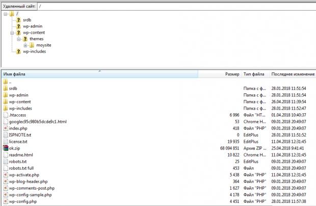 yandex webmaster wordpress добавление файла проверки вебмастера